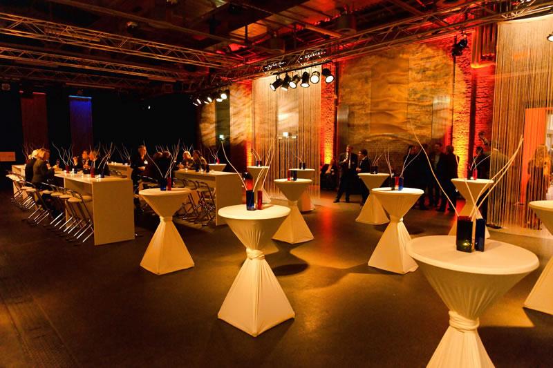 Projektname: Stadtspuren 2012 – Neujahrsempfang | Auftraggeber: Projektkommunikation Hagenau | Leistungen: Licht und Ton | Foto: © Ulf Böttcher