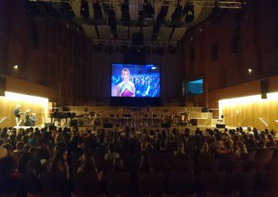 Projektname: ARD Schulkonzert – RBB Sendesaal, Berlin | Auftraggeber: Rundfunk-Sinfonieorchester Berlin | Leistungen: Video | Foto: © Trollwerk